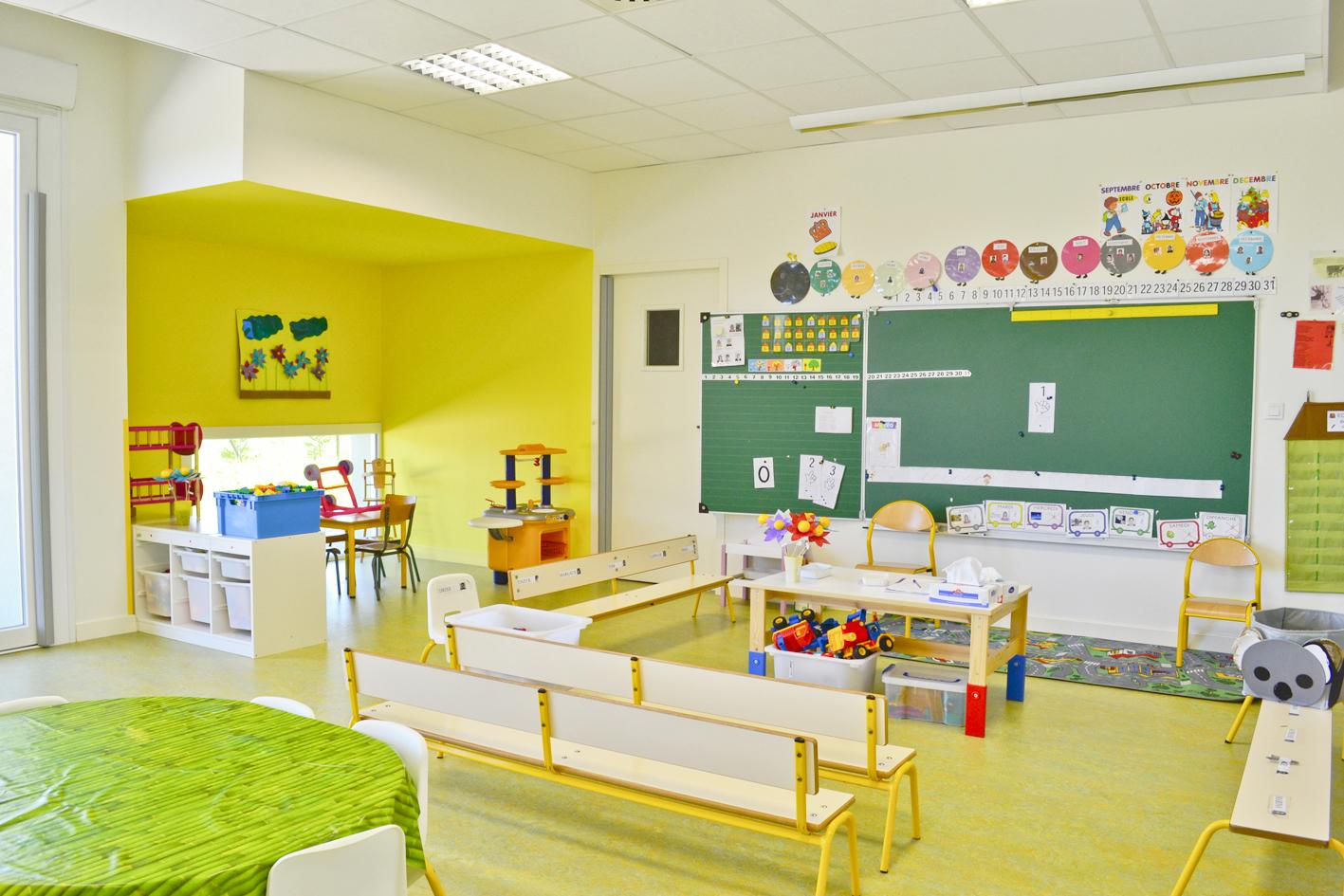 Ecole maternelle tria - Image d ecole maternelle ...