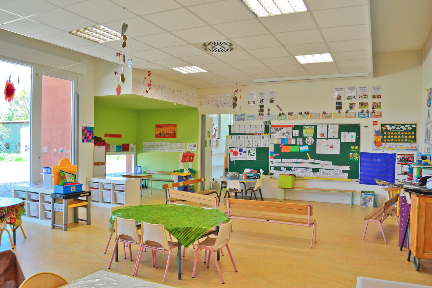 Ecole maternelle tria - Image classe maternelle ...
